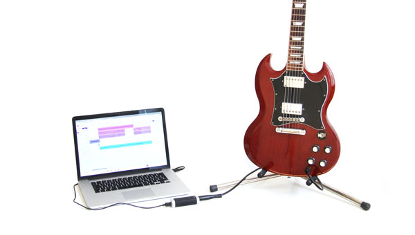 Make music online with any instrument of yours.